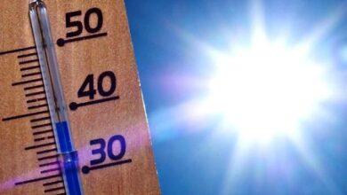 Photo of تسجيل رقم قياسي جديد في درجة الحرارة لشهر أغسطس بـ ° 35.9