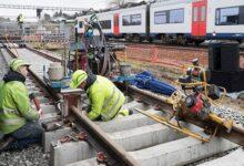 Photo of إنخفاض عمليات سرقة كابلات السكك الحديدية في عام 2019