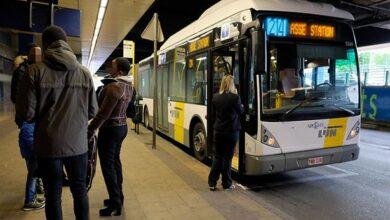 Photo of النقابات تطالب بتطبيق صارم لإرتداء قناع الفم في وسائل النقل