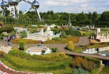 "Photo of الإبقاء على ساعة ""بغ بن"" بحديقة ""ميني يوروب"" على الرغم من خروج بريطانيا من الإتحاد"