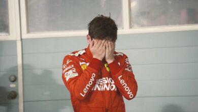Photo of فرحة بطعم الحزن والأسى ..شارل لوكلير يفوز بجائزة بلجيكا الكبرى للفورمولا وان