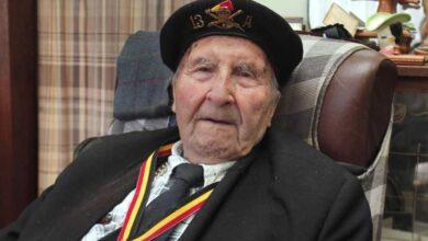 Photo of وفاة أكبر معمر في بلجيكا عن عمر يناهز الــ 108 عام