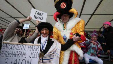 Photo of كرنفال آلست : اللوبي اليهودي في أمريكا يطالب بتطبيق عقوبات ضد بلجيكا