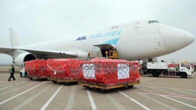 Photo of فيروس كورونا : وصول 7 مليون قناع طبي إلى مطار لييج
