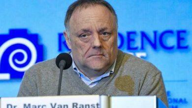 Photo of فان رانست: السفر ليس السبب الوحيد لعودة كورونا …الفيروس مازال منتشراً