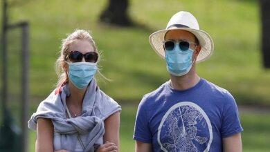 Photo of هل تفرض بروكسل قناع الوجه بالأماكن العامة بعد تجاوز أربع بلديات عتبة الإنذار !