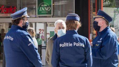 Photo of شرطة بروكسل تشدد الرقابة للحد من إنتشار كورونا