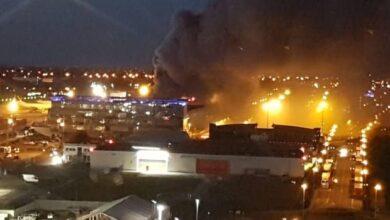 Photo of إندلاع حريق كبير بمطار لييج…والسبب لا يزال مجهول