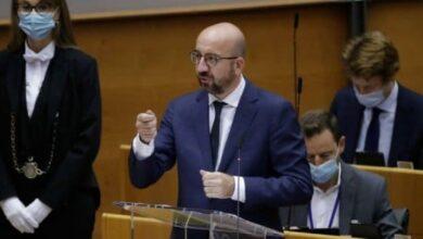 Photo of شارل ميشال يدافع عن خطة كورونا لإنعاش الإقتصاد أمام البرلمان الأوروبي