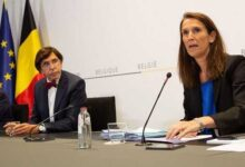 Photo of مجلس الأمن القومي البلجيكي يفرض قيودًا إضافية لوقف إنتشار فيروس كورونا