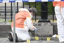 Photo of بروكسل : القبض على رجل ألقى زجاجات مولوتوف على البرلمان الفيدرالي
