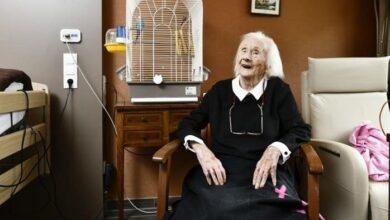 Photo of وفاة أكبر معمرة بلجيكية عن عمر ناهز 111 عامًا